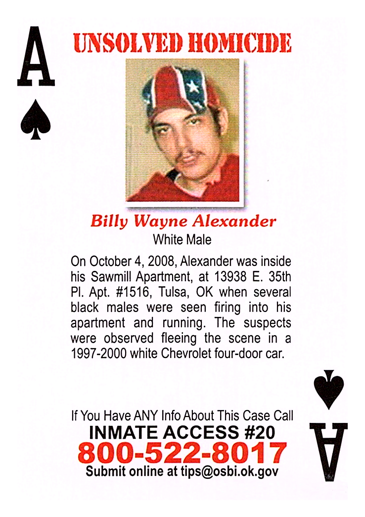 Billy Wayne Alexander