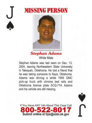 Photo of Stephan Adams