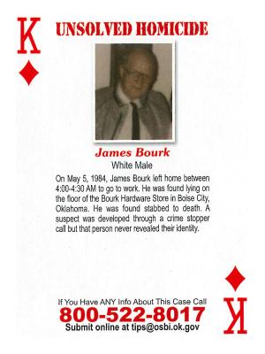 Photo of James Bourk
