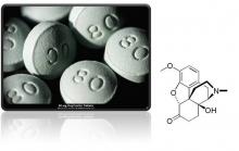Oxycodone, Schedule II.jpg
