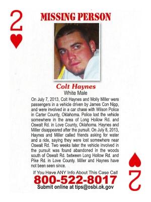 Colt Haynes
