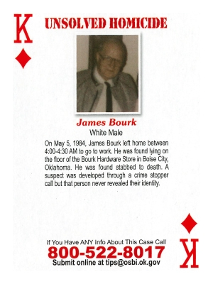 Photo of James Bourk
