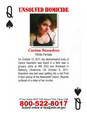 Photo of Carina Saunders